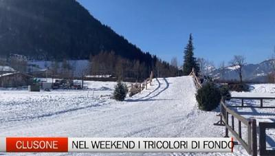 Clusone, nel weekend i campionati italiani sprint di sci di fondo