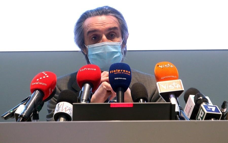 Fontana su zona rossa in Lombardia «Ricorso contro Dpcm  entro martedì»