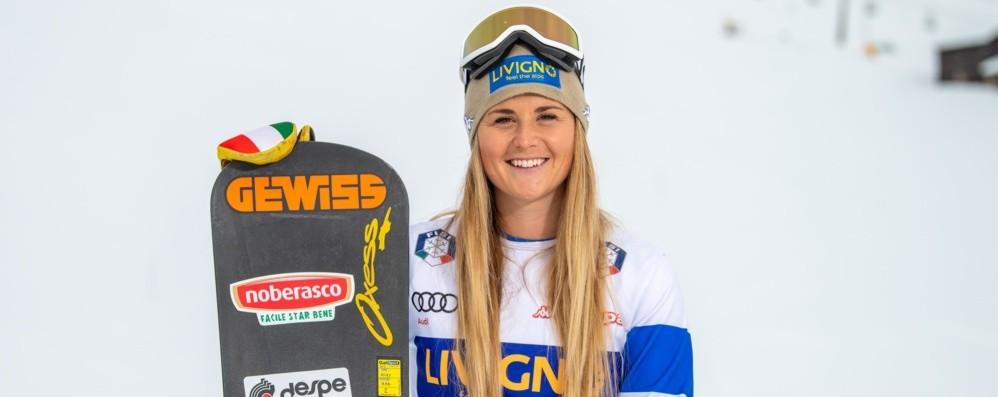 Snowboardcross, trionfo di Michela Moioli Quinta l'altra bergamasca Sofia Belingheri