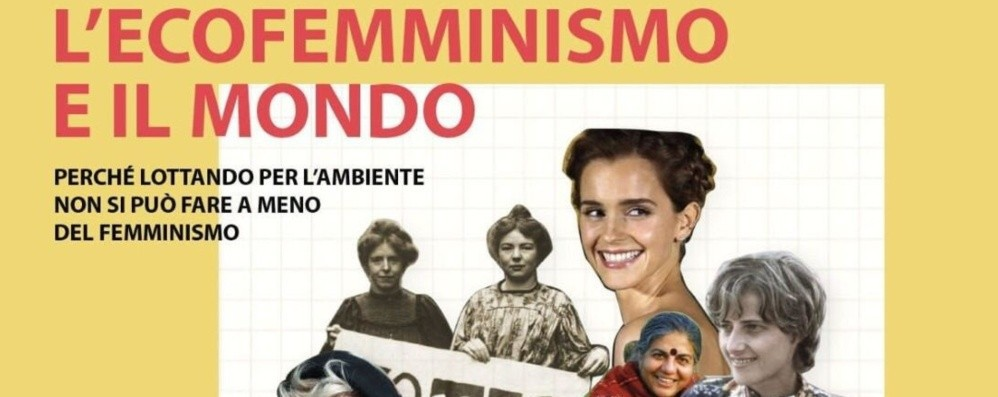 Tornano gli incontri di Ecofemminismo Sabato 23 gennaio c'è Monica Lanfranco