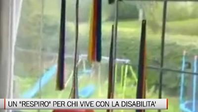 Un «respiro» a chi vive con la disabilità