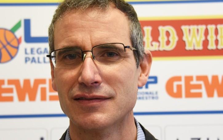 Basket, Bergamo cambia presidente A Lentsch subentra Vincenzo Galluzzo