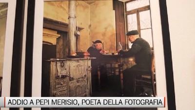 Bergamo - Addio a Pepi Merisio, poeta della fotografia