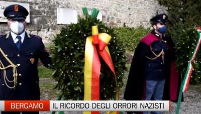Bergamo ricorda lo sterminio nazista e la figura di un eroe normale: il secondino Zappata
