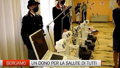 Bergamo - Un dono per la salute di tutti