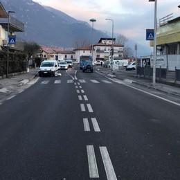 Costa Volpino, investito da un furgone Pensionato muore dopo nove giorni