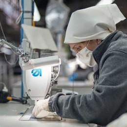 È allarme per il tessile orobico «In aprile a rischio 300 posti di lavoro»