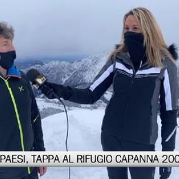 Gente e Paesi, il rifugio Capanna 2000 sul monte Arera
