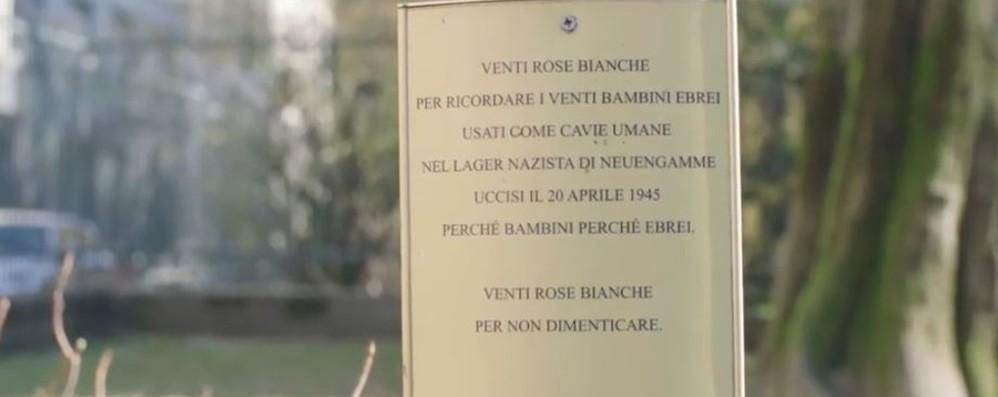 Il Giorno della Memoria a Bergamo - Video Leggere la Shoah nelle strade della città