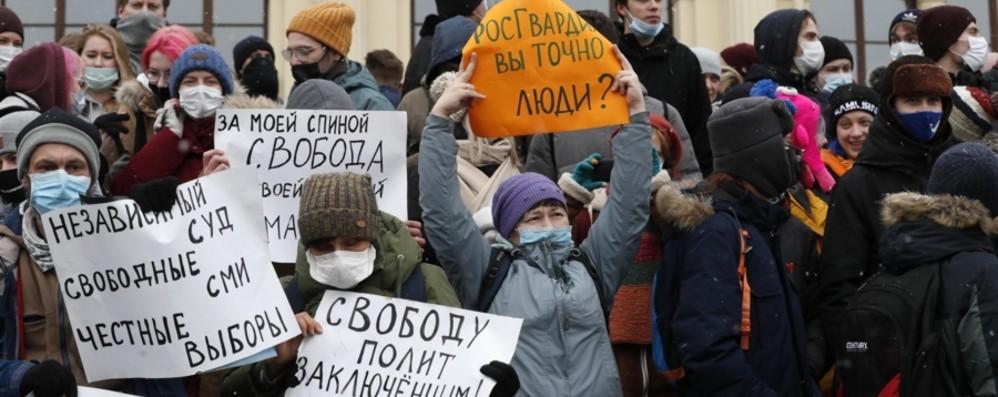 La burrasca in Russia  nei riflessi americani