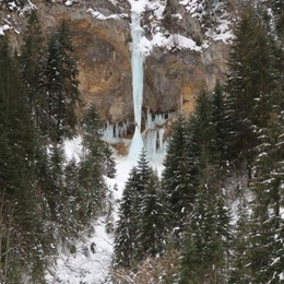 La spada di ghiaccio torna dopo 7 anni A Valleve grande sfida per i climber