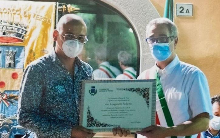 L'«angelo» dei malati di coronavirus Val Cavallina, il grazie al dottor Longaretti