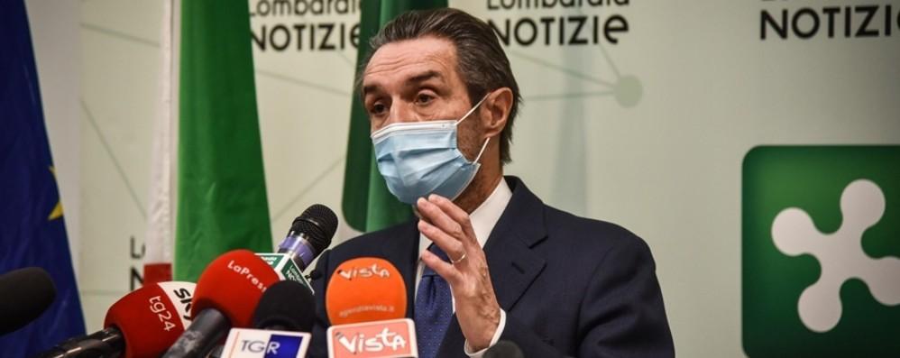 L'annuncio: Lombardia diventa gialla  L'ordinanza del ministro - Il testo