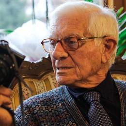 Merisio, il cordoglio di Bergamo «Grande fotografo e grande uomo»