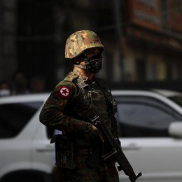 Myanmar, l'ombra di Cina e Russia