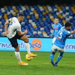 Napoli-Atalanta, match analysis. Toloi, l'arma di Gasp. E la tattica di Gattuso: se non puoi vincere, almeno non perdere