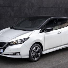 Nissan Leaf, arriva la versione del decennale