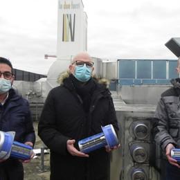 Sanificazione, a Le Due Torri di Stezzano il primo dispositivo «Dust free» in Italia