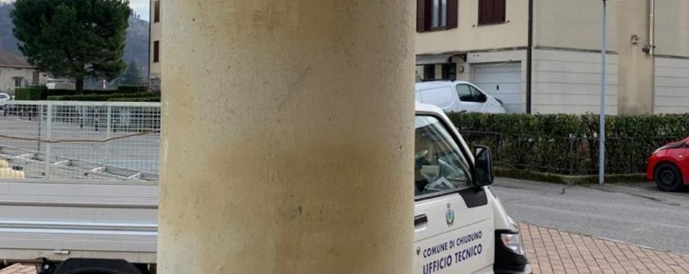 Scritte antisemite fuori dalla scuola Il sindaco di Chiuduno: ignobile vergogna