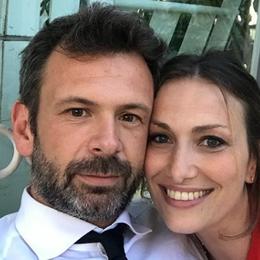 Valeria e Fabrizio, morti davanti alla figlia  durante una passeggiata al colle Vareno