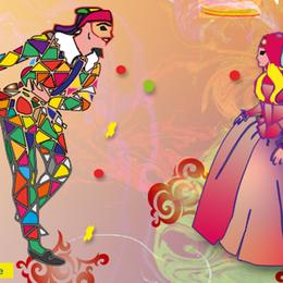 Carnevale, dalle Poste una cartolina  A Bergamo ci saranno Giopì e Margì