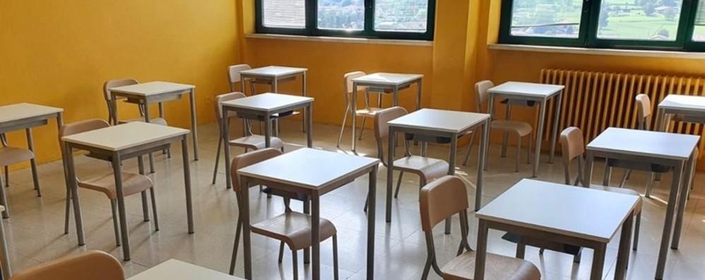 Medie e due quinte chiuse ad Arcene «Nelle scuole contagio sempre più esteso»