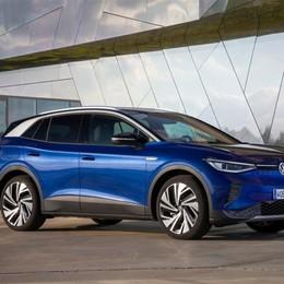 Suv ID.4 Volkswagen è 100% elettrico