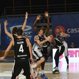Basket, Treviglio contro Mantova Al Pala Agnelli il Casalmonferrato