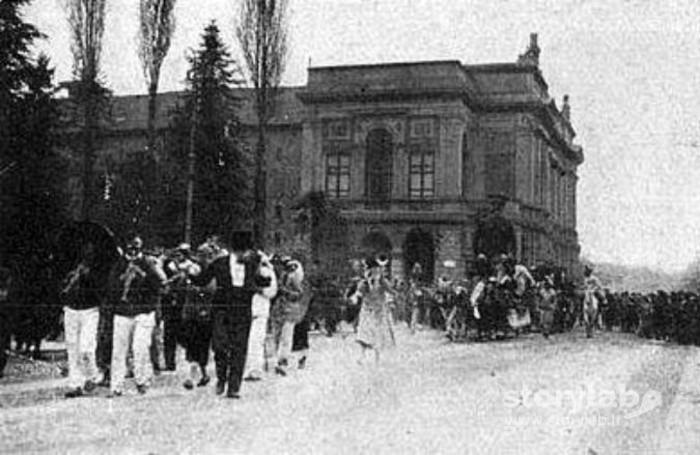 Sfilata di carnevale 1932