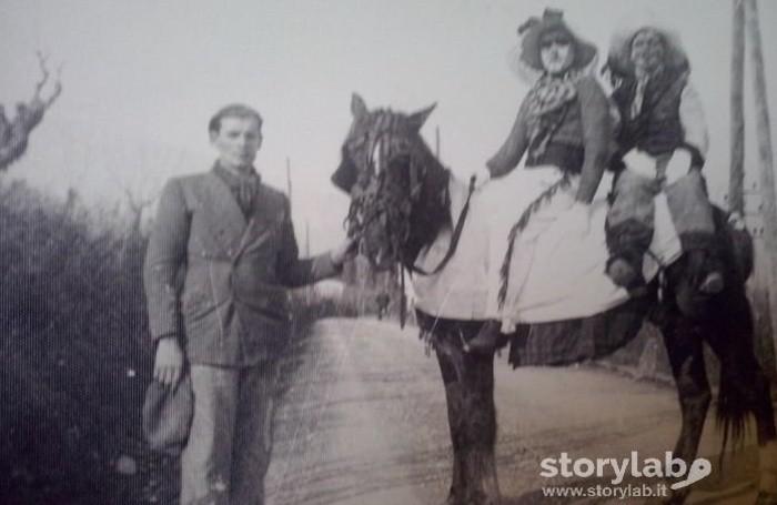 Carnevale 1936 a Brembate Sopra