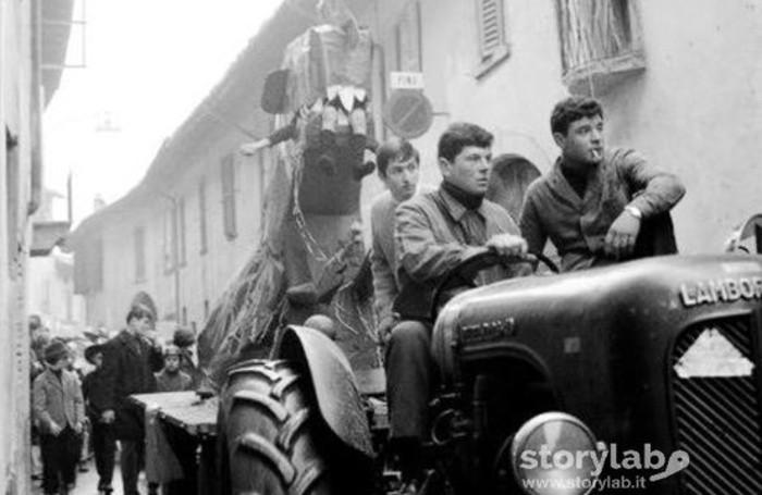 Carnevale a Cologno 1967
