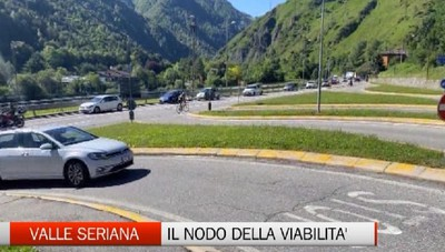 Comunità Montana: Val Seriana, il problema è il traffico