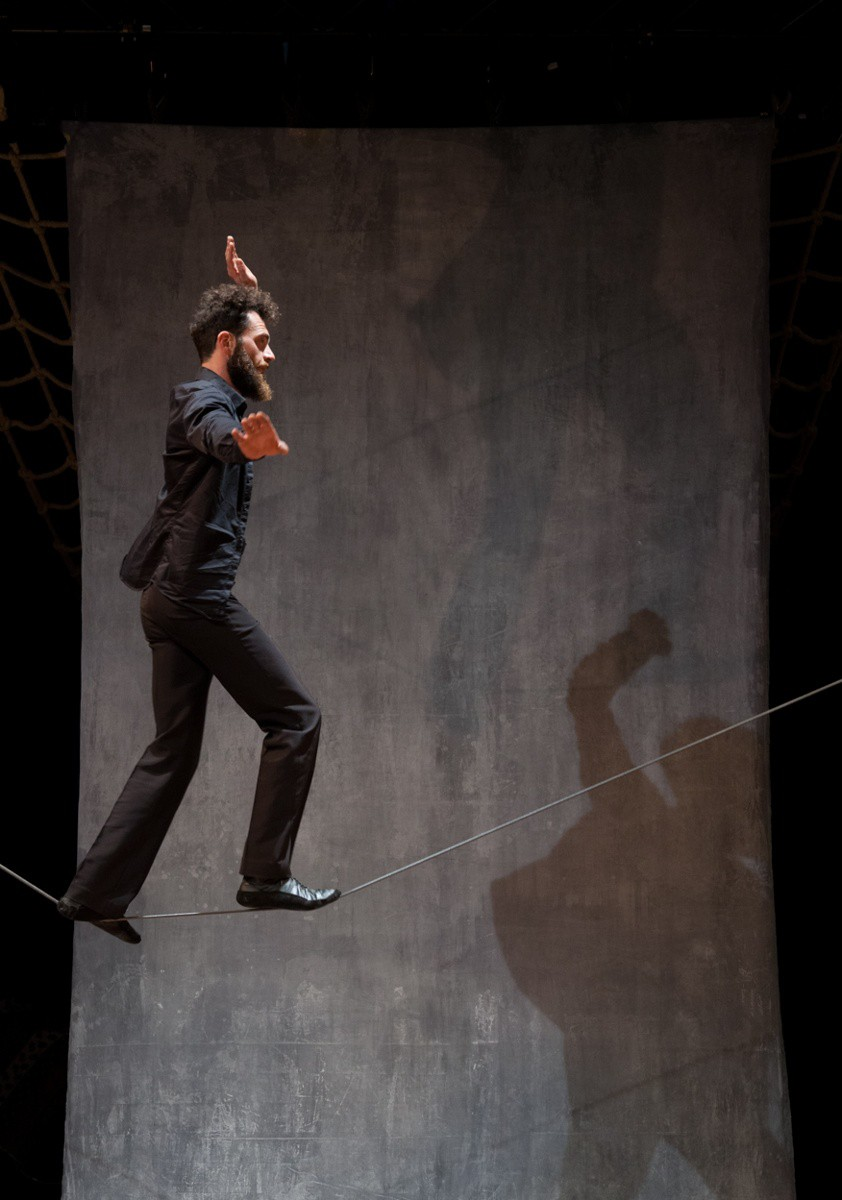#fuoricasa: Circo Zoé