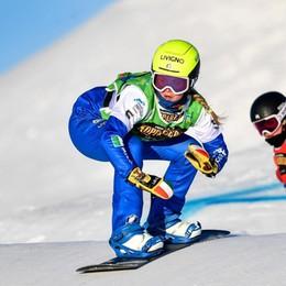 Moioli, secondo argento ai Mondiali nella prova a squadre con Sommariva