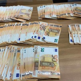 Quasi un milione di euro non dichiarati Scoperti solo a gennaio all'aeroporto di Orio