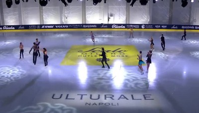 «San Valentino on ice» al Palaghiaccio