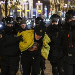 Tensione pericolosa tra Russia e Occidente