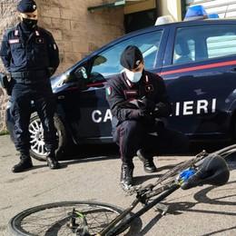 Verdellino, fugge dopo un incidente Rintracciato pirata della strada
