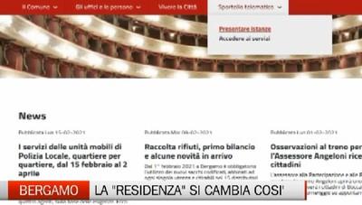 Bergamo - La residenza si cambia con un click