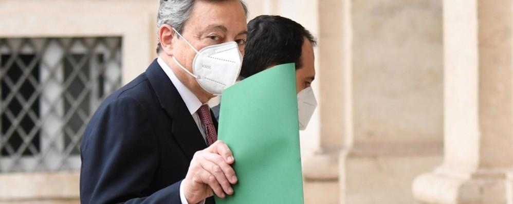 Il tecnico Draghi l'acume politico