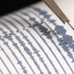 Leggera scossa di terremoto avvertita nel Basso Sebino