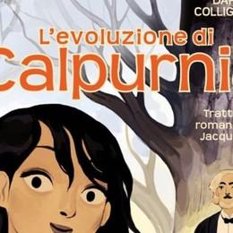 L'evoluzione di Calpurnia  Il romanzo a fumetti di Collignon