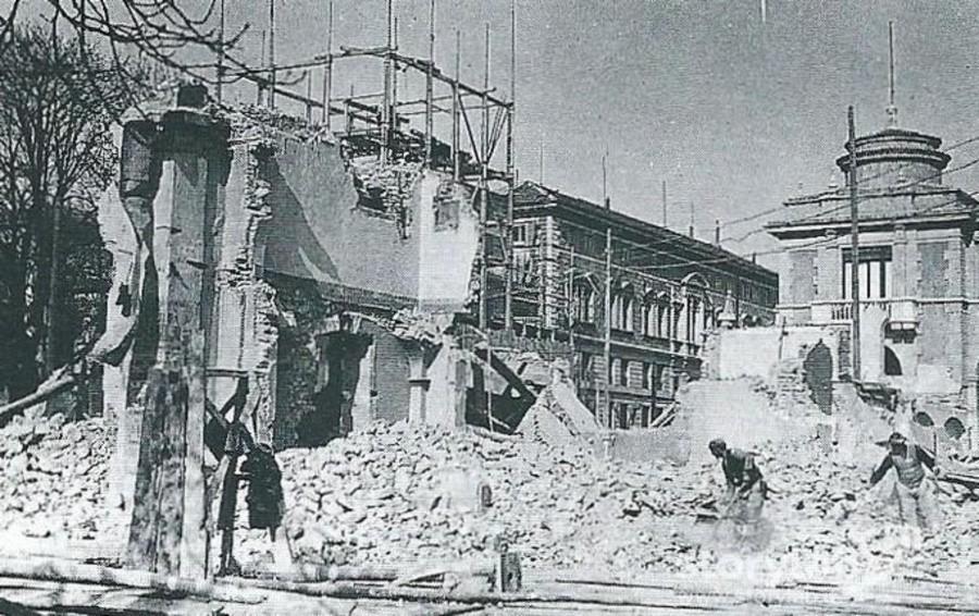 Anni 20, addio alla vecchia Fiera Nasceva il nuovo centro di Bergamo