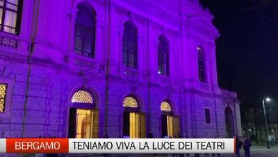 Bergamo - Il teatro deve vivere