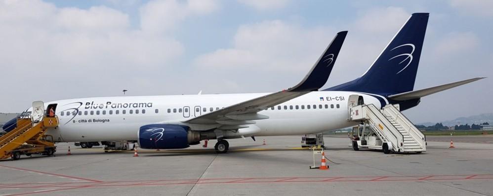 Blue Panorama programma la sua estate Da Olbia fino in Grecia, i voli da Orio