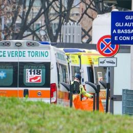 Covid, sale al 5,8% il tasso di positività Bertolaso: tutta Italia verso zona rossa