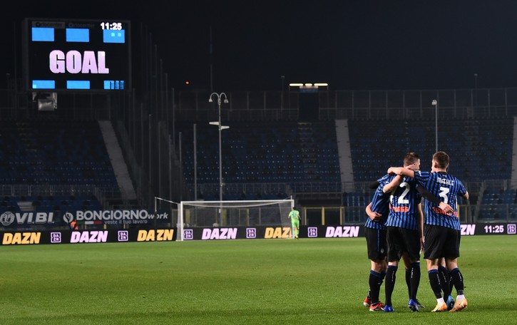 Da Lecce-Atalanta 2-7, un anno senza pubblico. Analisi del rendimento: in casa dati in crescita, in trasferta è sempre al top