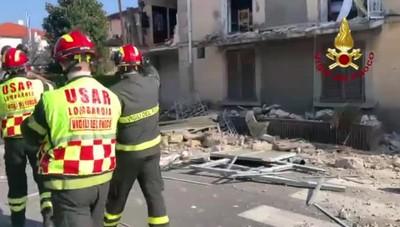 Esplosione a Torre de' Roveri