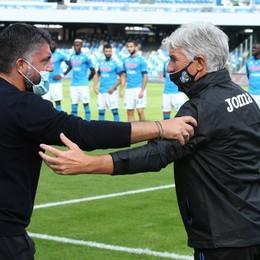 Gasperini, si avvicina la sfida Real Madrid «Napoli, il miglior modo per non pensarci»