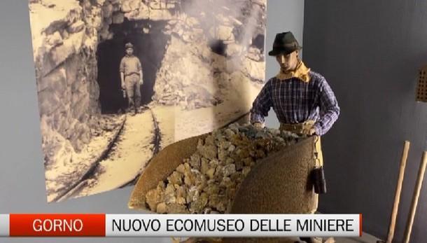 Gorno, il nuovo ecomuseo delle miniere